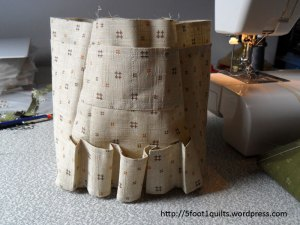 image of sewing bag