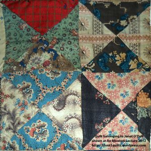 image of Janet O'Dell crib quilt