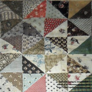 image of Janet O'Dell quilt